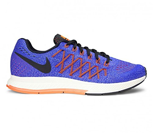 the latest 1dd3c d91aa Nike Women s Wmns Air Zoom Pegasus 32, RACER BLUE BLACK-HYPER ORANGE-BRIGHT  MANGO, 10.5 M US - Buy Online in Oman.   Shoes Products in Oman - See  Prices, ...