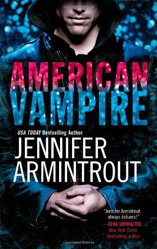 book cover of American Vampire