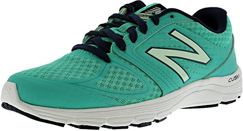 New Balance Womens 575v2 Comfort Ride Running Scarpa Verde