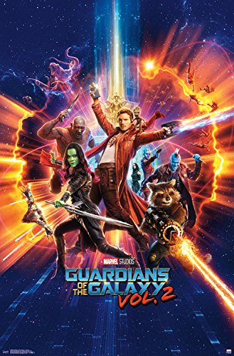 Trends International RP15890 Guardians of the Galaxy 2 Cosmi