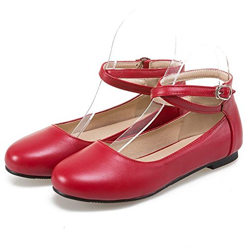 Zanpa Donna 1 Dolce red Basse Scarpe HYH0Ow