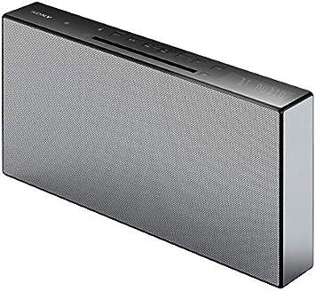 Sony CMT-X3CD - Sistema Hi-Fi Compacto de 20W con Bluetooth y NFC, Blanco