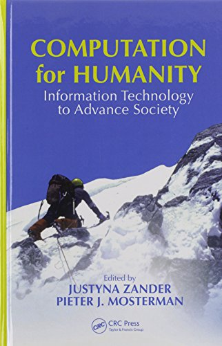 Computation for Humanity: Information Technology to Advance Society (Computational Analysis, Synthesis, and Design of Dy