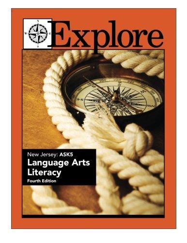 Explore New Jersey ASK 5 Language Arts Literacy pdf