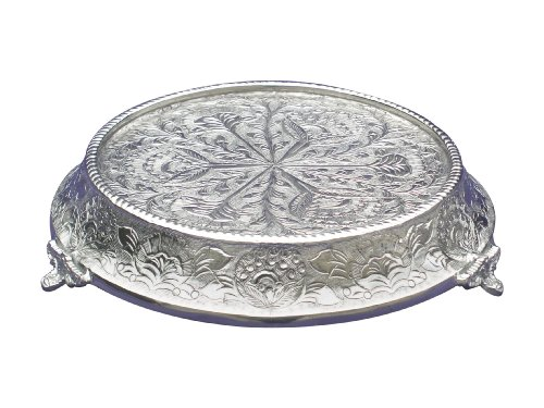 (GiftBay Wedding Cake Stand Tapered Round 16