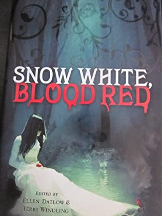 book cover of Snow White, Blood Red