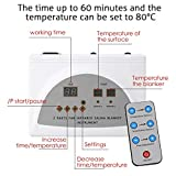 SEAAN Sauna Blanket for Weight Loss Detox, Portable