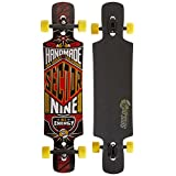 Sector 9 Slingshot Complete Skateboard, Red