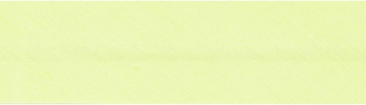 2,5 m x 25 mm varios colores Grass Cinta al bies de polialgod/ón de alta calidad