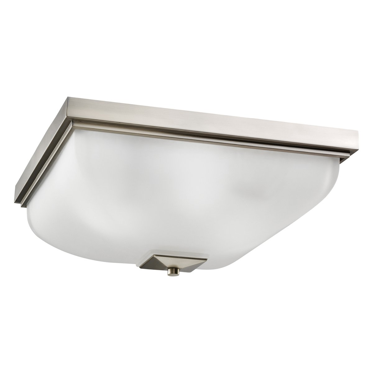 Kichler Lighting 7011NI 4-Light Incandescent Ceiling Flush Mount ...