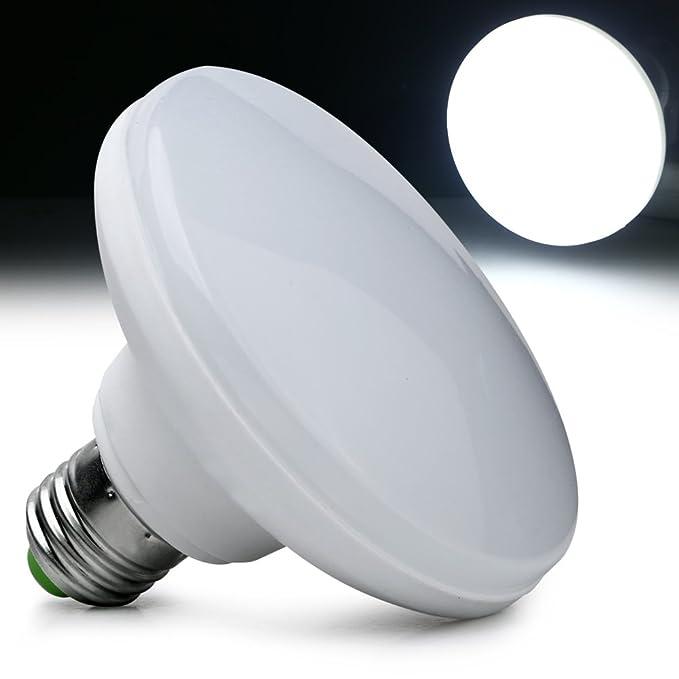 15W E27 haute puissance, économie d'énergie lumineuse, 30LEDs a conduit lampe ampoule, pour l'éclairage de la maison, lumière blanche super brillante