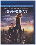 Divergent (Blu-disc,2014) Rental Exclusive