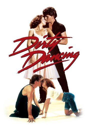 Dirty Dancing POSTER Movie