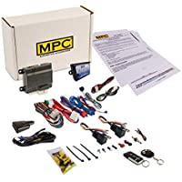 Complete Remote Start Kit and Keyless Entry For Toyotas 2003-2008 - Includes Bypass Module