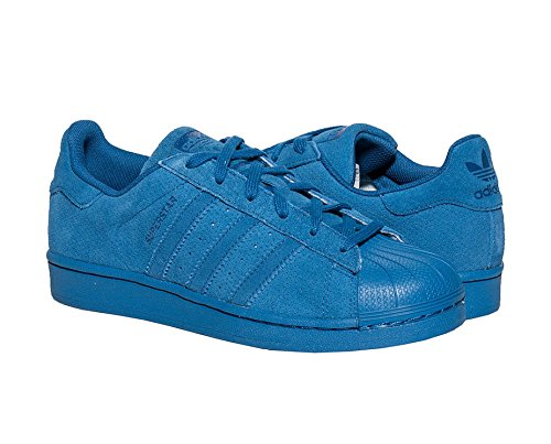 adidas Superstar Foundation, Zapatillas Unisex infantil Azul