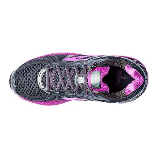 Grey Brooks Women's Anthracite Red Purple Flower Primer Shoes Adrenaline ASR Running Blue 13 Cactus qqZOSrnxd