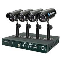 Swann Dvr 4-1100 Indoor Security Kit