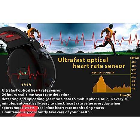 Amazon.com: Reloj inteligente profesional GPS deportes al ...