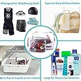 YAMIU Packing Cubes 7-Pcs Travel Organizer