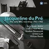 Jacqueline du Pré: The Early BBC Recordings 1961-1965