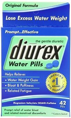 Diurex Water Pills, 42-Count