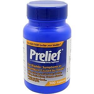 Prelief Acid Reducer Caplets, 300 Count