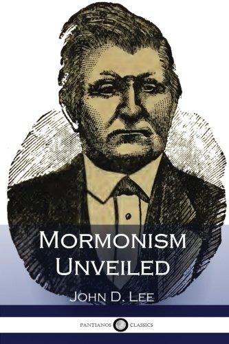 Read Online Mormonism Unveiled pdf epub