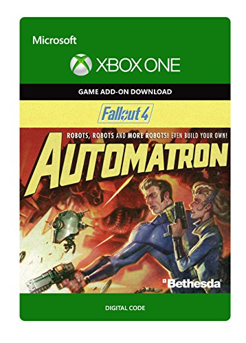 Fallout 4: Automatron - Xbox One Digital Code