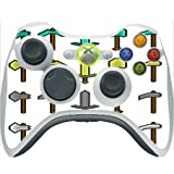 Xbox 360 Wireless Controller Vinyl Decal Sticker Skin, Popular Game Tools