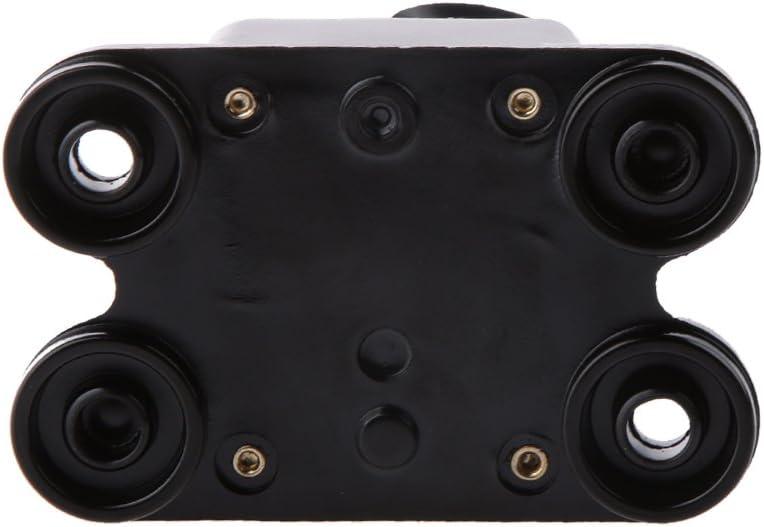 Noir Gazechimp Coupe-circuit Disjoncteur Sectionneur De Puissance Porte-fusible Auto Voitire Marine Bateau Accessoire 40 Amp/ères