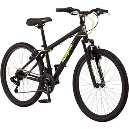 Amazon Com Sleek 24 Mongoose Excursion Boys Steel Framed All