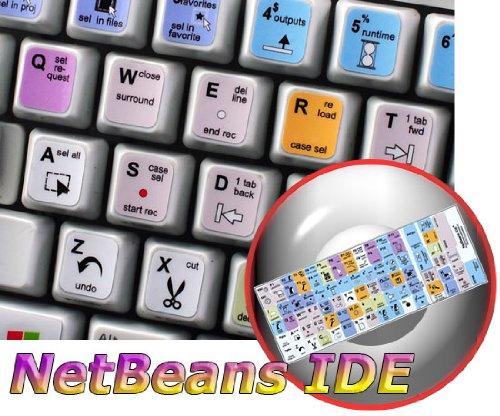 Download NETBEANS IDE NEW KEYBOARD STICKERS SHORTCUTS ebook