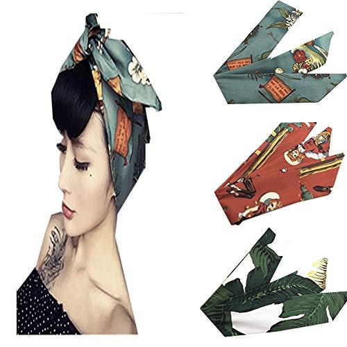Vintage Women Headband 3...