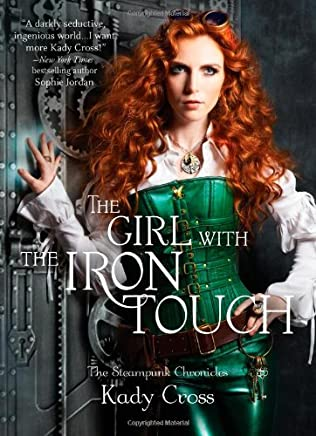 book cover of The Girl with the Iron Touch