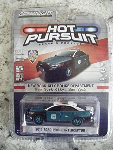new york city police car - 1
