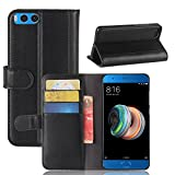 Scheam , Xiaomi Redmi Note 3 Case Wallet Leather, Xiaomi Redmi Note 3 Case with Card Holder and Kickstand, Xiaomi Redmi Note 3 Wallet Case with Design, Design Case Cover for Xiaomi Redmi Note 3 Black