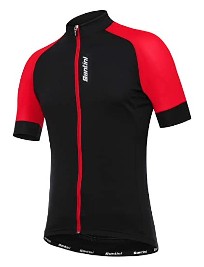 0c4ff8570 Amazon.com   Santini Lapis Short-Sleeve Jersey - Men s   Sports ...