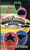 Power Rangers Zeo: Zeo Quest [Import]