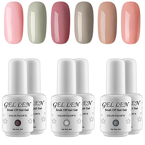 la colors gel like nail polish - 2