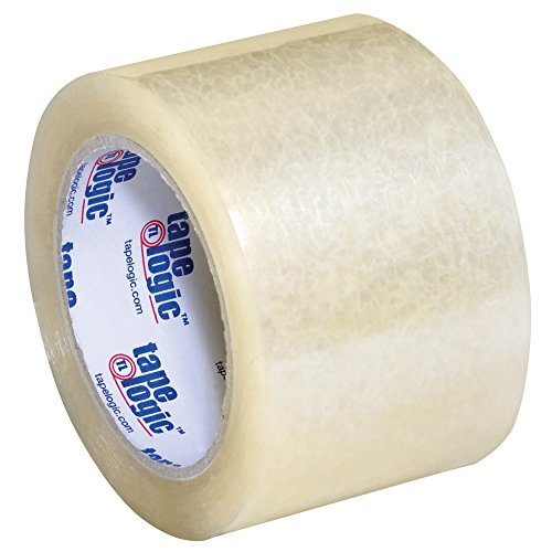 (Tape Logic T905350 Acrylic Tape, 3.5 mil Thick, 55 yds Length x 3