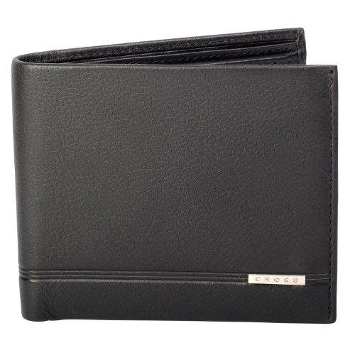 cross-mens-leather-bifold-id-wallet-compartment-billfold-black