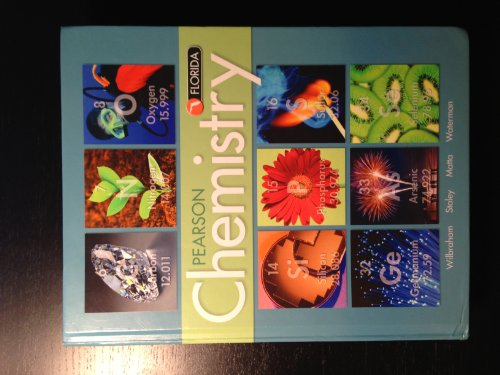 Florida High School Chemistry Book – Home Exsplore