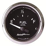 Auto Meter 201011 Cobra 2-1/16'' 240 ohm Short Sweep Electric Fuel Level