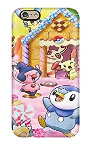 Awesome Design Pokemon Hard Case Cover For Iphone 6(3D PC Soft Case)