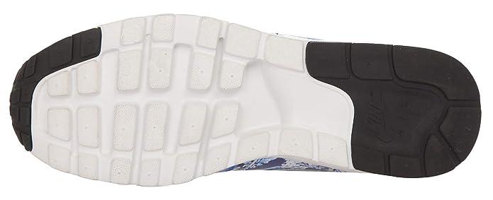 hot sales 5bbc3 84b03 Amazon.com   NIKE Women Sneakers W Air Max 1 Ultra LOTC QS Blue-White 747105 -401   Athletic