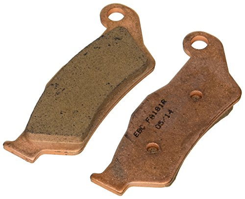 Price comparison product image EBC Brakes FA181R Disc Brake Pad Set