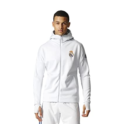 adidas Anth Zne H Chaqueta Línea Real Madrid CF, Hombre ...