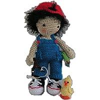 Luise Crochet Set Dolls