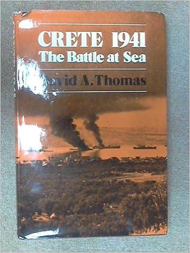 Book Crete, 1941: The Battle at Sea