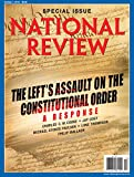 Magazine Subscription National Review (120)  Price: $119.76$29.50($1.23/issue)